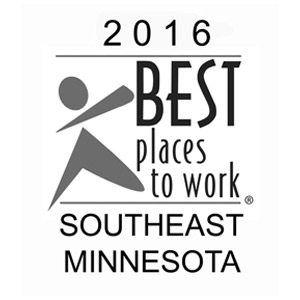 Southeast Minnesota Best Places to work logo 2016