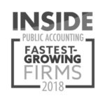 IPA Fastest Growing Firms 2018 logo