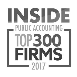 Top 300 accounting firm logo