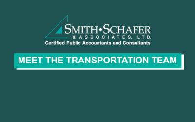 Meet Our Transportation Team